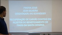 Recuperação de carvão contido em rejeitos de beneficiamento de finos em Santa Catarina