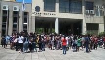 Foto coletiva da comunidade negra da UFRGS