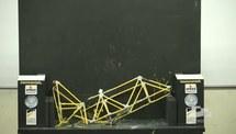 XXVII Competição de Pontes de Espaguete