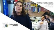 Chamada Salão UFRGS 2019 - Cristiane Pelisolli Cabral