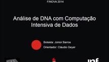 Análise de DNA Humano Com Computação Intensiva de Dados