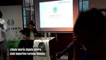 """2º Encuentro de la Red de Investigación sobre Fútbol y Mujeres en América Latina - """"Club Deportivo Formas Íntimas"""""""