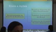 Capacitação dos Coordenadores de Núcleo do Programa Segundo Tempo (2008) - Gestão de Projetos Esportivos Sociais - 8