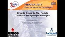 Cimento Ósseo de Alfa - Fosfato Tricálcico Reforçado por Hidrogeis