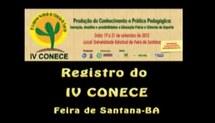 IV Congresso Nordeste de Ciências do Esporte (Feira de Santana, 2012)