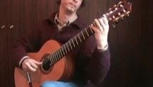 O estudo do método de Fernando Sor e sua interação com a construção de uma interpretação para Sonata, op. 25 (Vídeo 5)