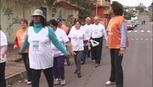 Programa Esporte e Lazer da Cidade - PELC- Vida Saudável - Caminhada Orientada