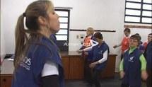 Programa Esporte e Lazer da Cidade - PELC- Vida Saudável - Ginástica Coreografada