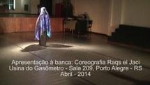 Raqs el Jaci / Dança de Jaci : hibridação por antropofagia entre a dança do ventre e a poética de Eva Schul