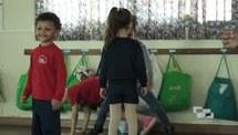 Brincando de Yoga na Educação Infantil