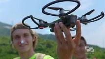 Curso de extensão sobre drones