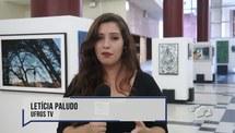 """Exposição """"Tramas - Diálogo entre arte e neurociência"""""""