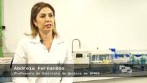 Vitrine Tecnológica - Óxido de grafeno para remoção de contaminantes aquáticos